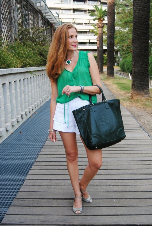 Total look Zara SS15