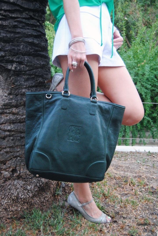 Bolso verde CH