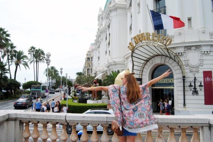Hotel Negresco Niza