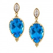 earrings A Trendy Life by Eguzkilore