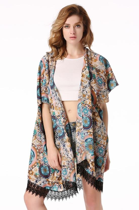 Dressin Retro Kimono