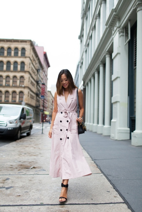 Street style NYFW SS16