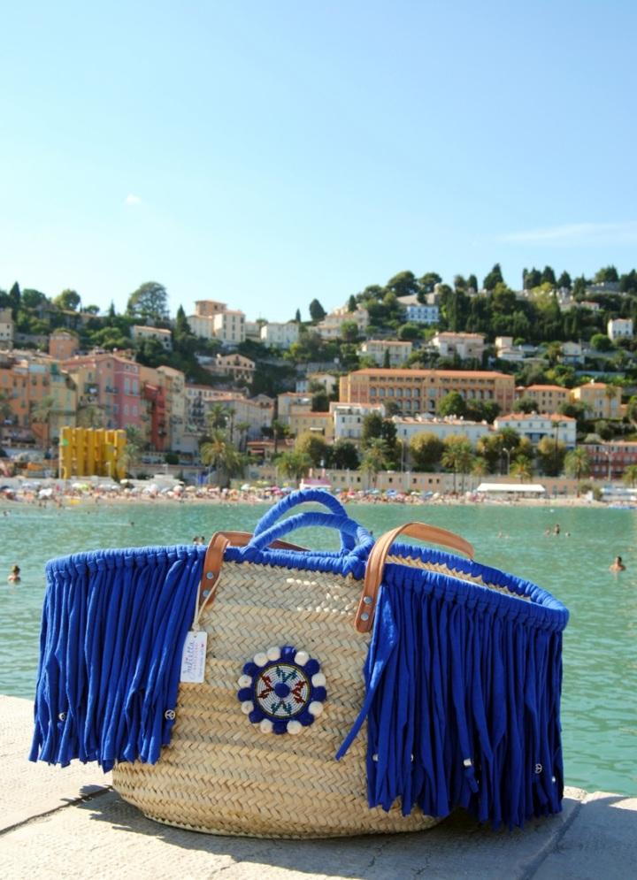 Beach basket Julietta Barcelona