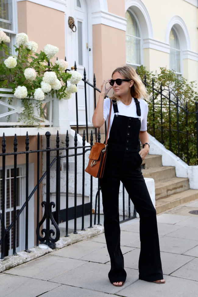 H&M Overall Close the loop collection