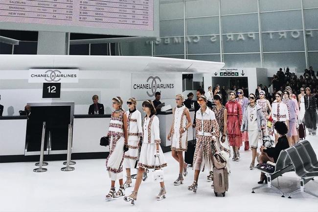 Desfile Chanel Primavera 2016