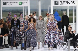 chanel spring 2016 airport