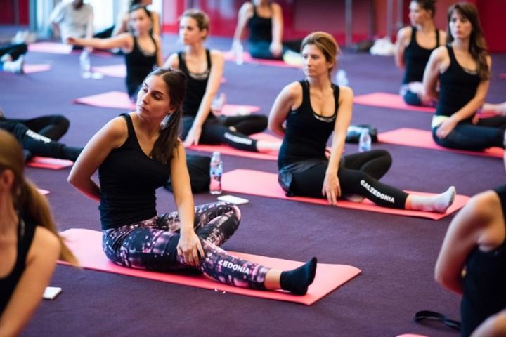 Yoga con Xuan Lan