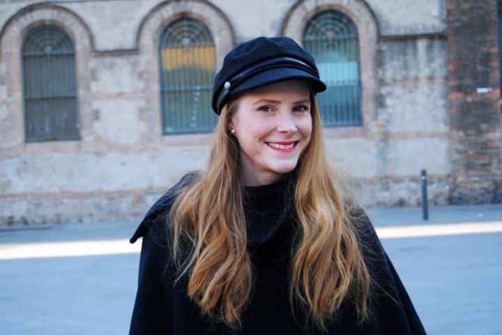 Gorra negra Pimkie