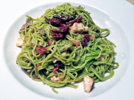 Linguini Verdi Forestali