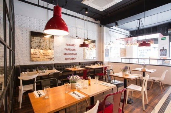 Ginos Italian Restaurant Barcelona