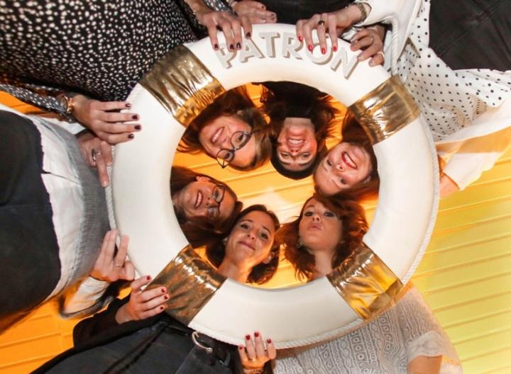 Silvia, Ana, Colourvibes, Marta, Mila, Ariana
