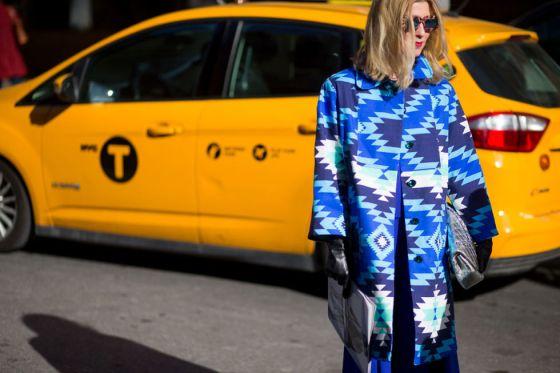 New York fashion Week FW16