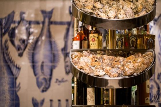 bar de ostras