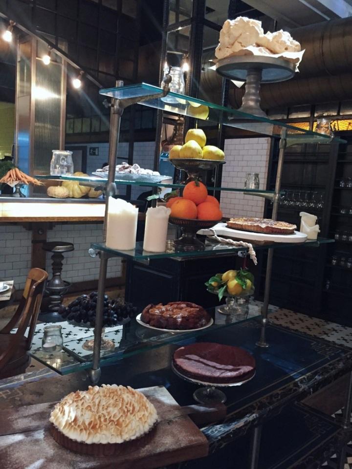Repostería Restaurante Toto