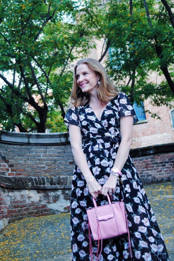 Bolso rosa de Rebecca Minkoff