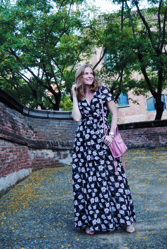 Forever 21 florasl dress