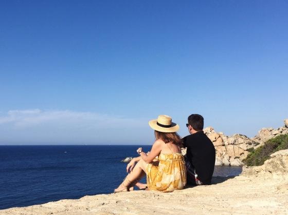 Views from Capo di testa