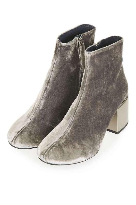 velvet-metal-heel-boots