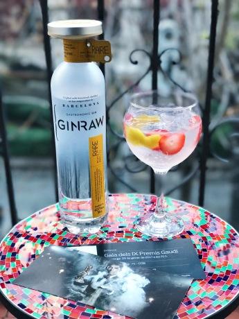 GINRAW y premios Gaudí