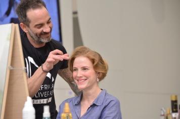 hairdo by L'Oreal Professionel