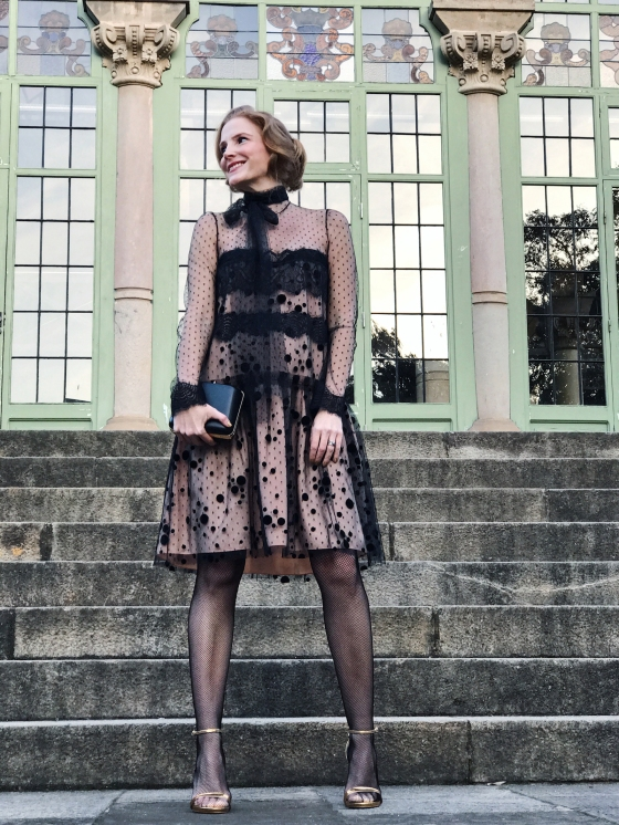 Pilar Oporto boutique dress