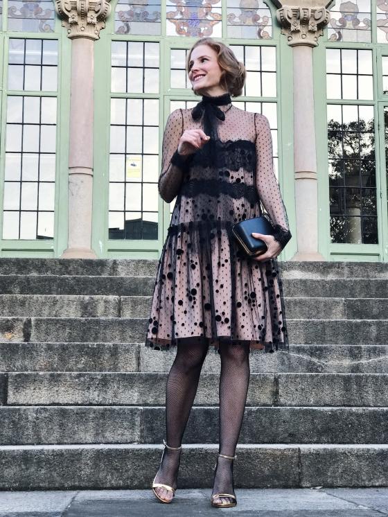 Vestido Justicia Ruano en Pilar Oporto Boutique