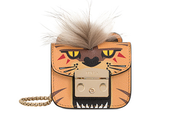 Furla metropolis jungle lion