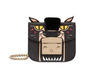 Furla metropolis jungle panther