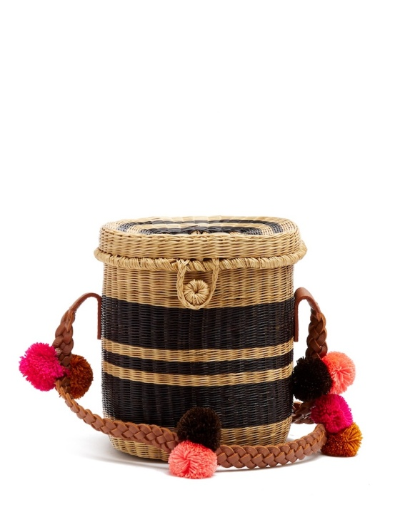 Sophie-Anderson-striped-wicker-bag