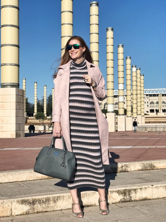 dress-with-stripes-and-pink-dress