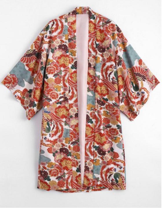 kimono-floral