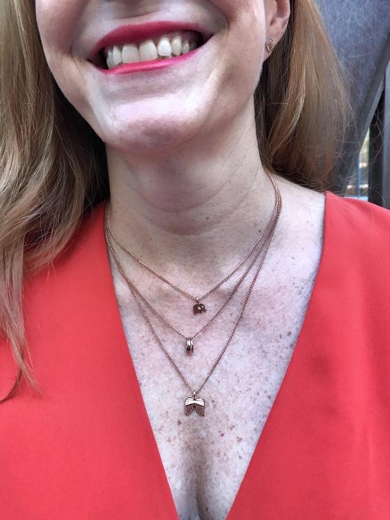 Murandum-necklaces