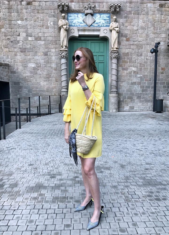 yellow-dress