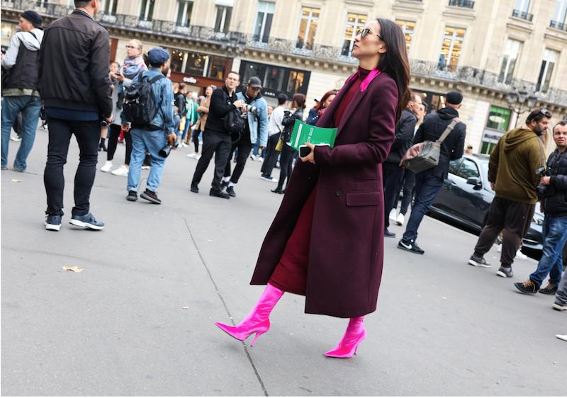 botas-calcetín-rosas