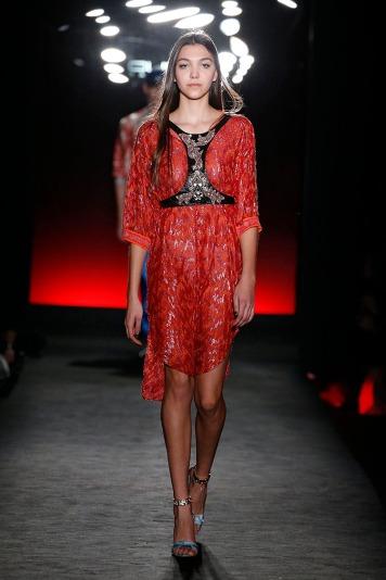 Custo Barcelona 080 Barcelona Fashion Fall/Winter 2018-2019