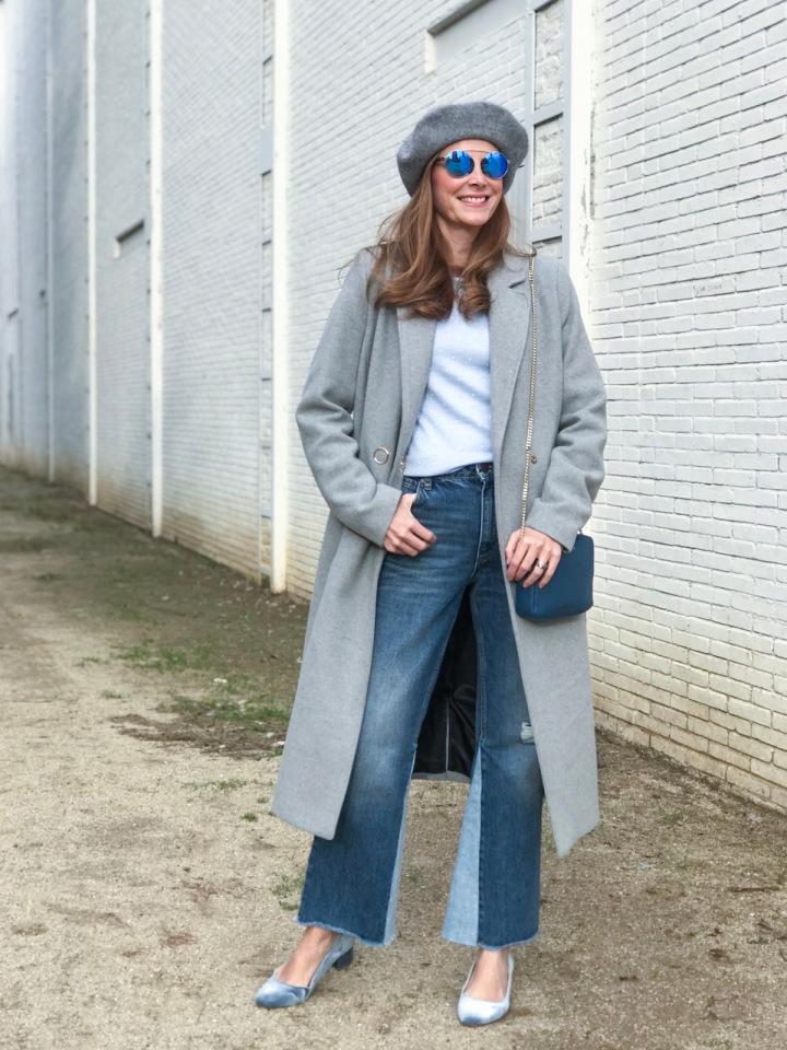 Grey-oversize-look