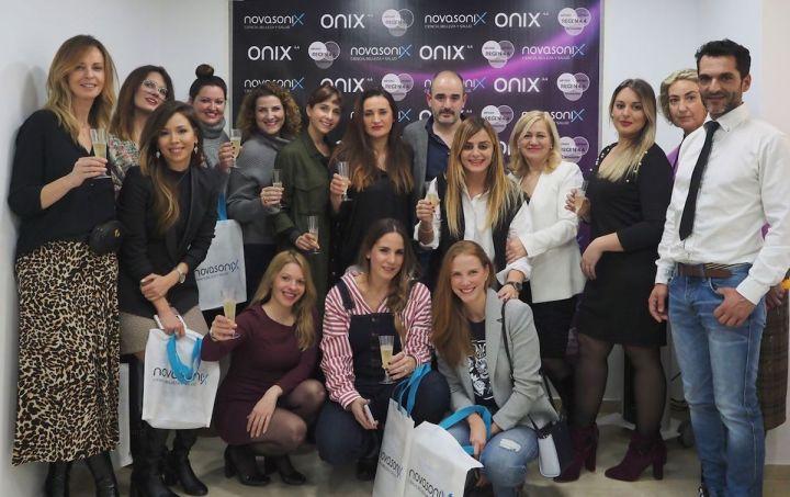 Bloggers-at-María-Padilla event