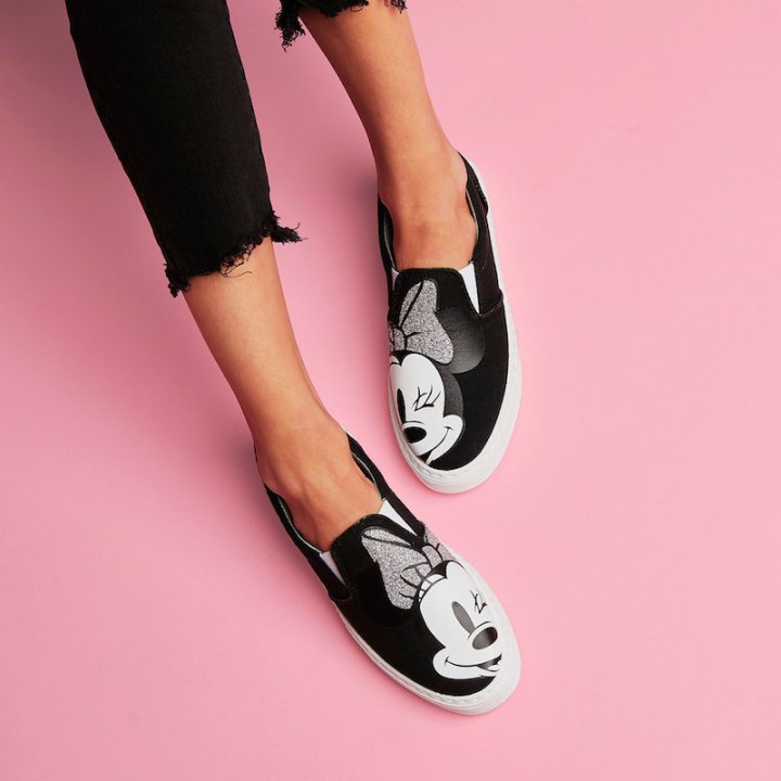 Chiara-Ferragni-minnie-mouse-slip-on-sneaker