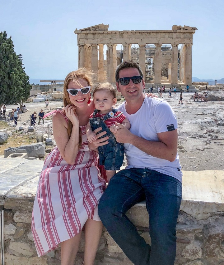family-at-acropolis