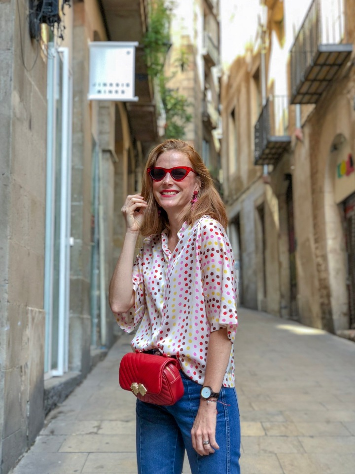colourful-dots-blouse